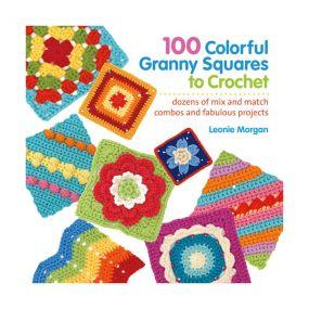 100colorfulgrannysquarestocrochet