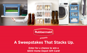 homedepot-rubbermaid-sweepstakes