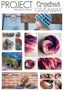 Project Crochet Giveaway Collage