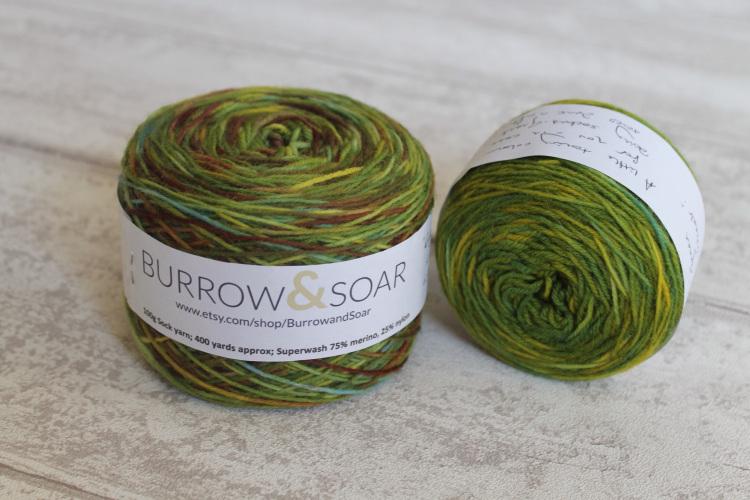 burrowsoar